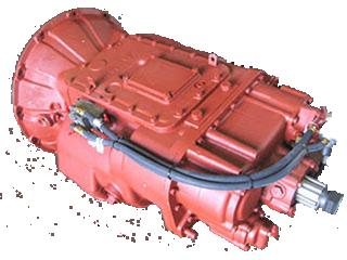 Meritor Heavy Duty Transmission