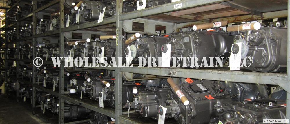 Rebuilt Fuller Transmissions
